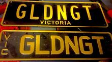 Victorian Rego plates can be transferred to any state. Altona North Hobsons Bay Area Preview