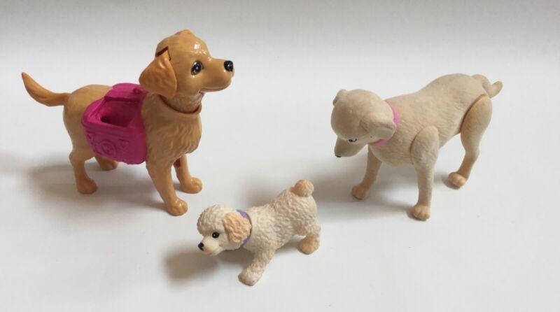 Mattel Barbie Potty Training Taffy Dog Doll Pet Eats Poops