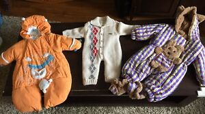 Baby's jackets for winter