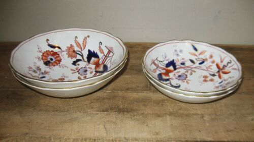 4 ~ Booths Fresian #8022 ~ SMALL BOWLS England ~ vintage