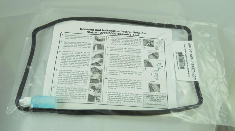Jet Gasket Brand Cassette Seal Replacement Gasket Kit for SciCan Statim 5000