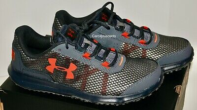 Men's Under Armour Toccoa Running Hiking Shoes #1297449   Size 8