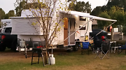 Jayco expander outback Taylors Hill Melton Area Preview