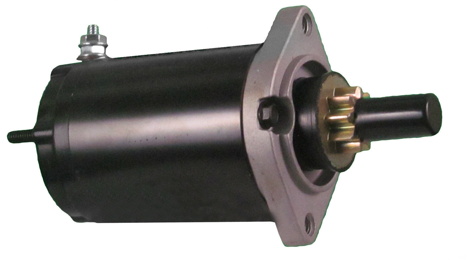 New Starter For Polaris Snowmobile Replaces OEM 2410748 4170006