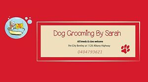 Dog Grooming by Sarah Bentley Canning Area Preview