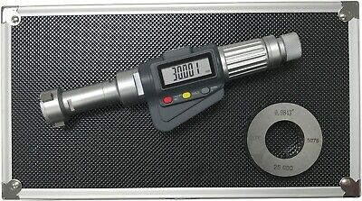 3-point Internal Micrometer Hole Bore Gauge Gage1-1.2 0.000050.001mm