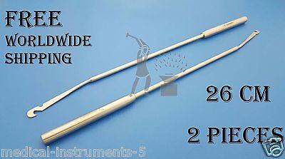 Bone Hook Sharp 26 Cm Maxillofacial Orthopedic Surgical Medical Instruments