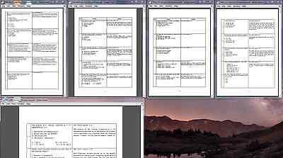 APICS CPIM 5 MODULES 1750 excercises simulation, sample test, help to PASS PDF