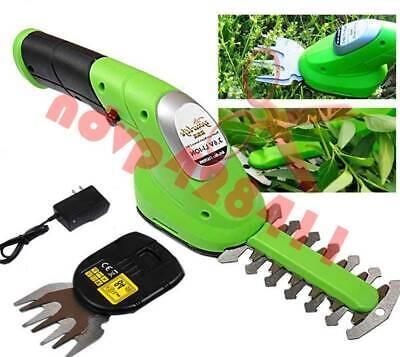 3.6V Grass Trimmer Lawn Grass Electric Edge Brush Cutter Pruning Mower EU Plug