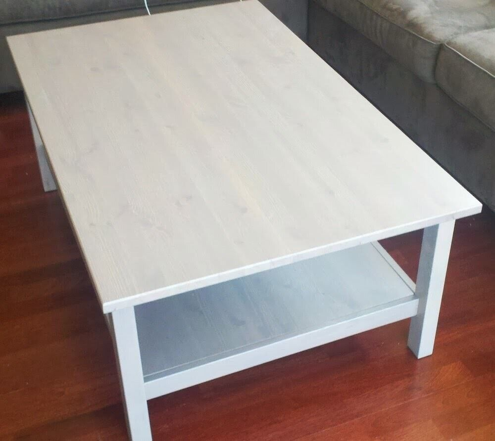 Coffee Table Ikea Hemnes Large White Local Delivery Assembled In Chiswick London Gumtree