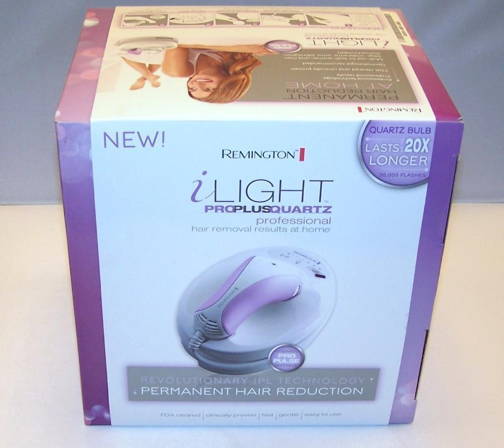 ipl6000q ilight pro plus quartz pulsed light hair removal system. Black Bedroom Furniture Sets. Home Design Ideas