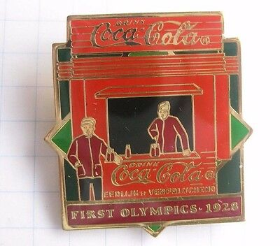 1928 / COCA-COLA / 100-JÄHRIGEN SATZ ..... Spange/kein Pin (Ka4)