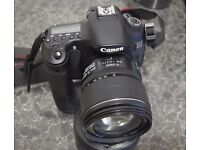 Canon 60D with Battery Grip and Canon high quality 15-85mm 3.5-5.6 lens EFS