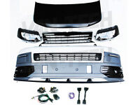 VW Transporter T5 to T5.1 Front End Conversion parts kit