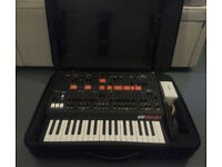Korg Arp Odyssey Synthesizer with Official Hard Case - Like new condition