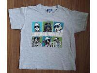 Star Wars T-shirt Tesco 4-5 years