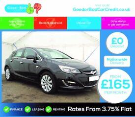 Vauxhall Astra 2.0 CDTi ecoFLEX 16v Elite 5dr (start/stop) finance available