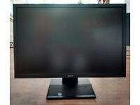 "Acer V223W 22"" Monitor 16:10 1680 x 1050 DVI VGA LCD"