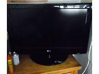32 inch LG television