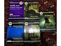 GCSE AQA English Textbooks