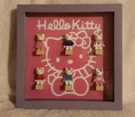 Lego Hello kitty Box Frame