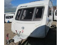 SWIFT ARCHWAY WOODFORD 2007 **MOTOR MOVER** 2 BERTH CARAVAN