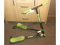 scooter Y Fliker A1 Air Green