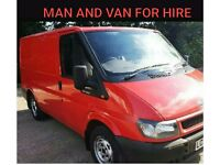 LOW COST MAN & VAN REMOVALS COLLECTION & DELIVERY SERVICE HOUSE WASTE RUBBISH FURNITURE CLEARANCE