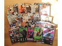 Men's lifestyle/film magazines