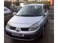 Renault Scenic 2005 1.9dci 6Speed Manual. 95,000 mile. Full 12 months MOT. £950