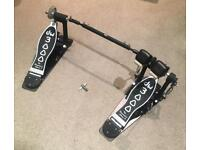Dw 3000 double kick pedal