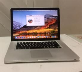 MacBook Pro 15 2010 I5 2.53Ghz 500GB HHD 4GB Ram