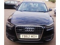AUDI Q3 - FULL SERVICE HISTORY, MOT UNTIL FEB 19. GREAT CONDITION, WELL LOOKED AFTER. 2 PREV OWNERS