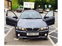 Really nice BMW 325i Msport Touring (Estate). Auto