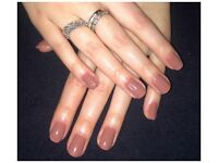 Nails at Emma Louise Makeup Studio