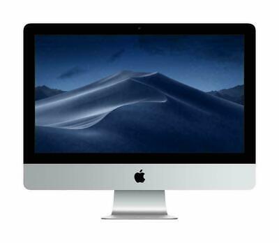 Apple iMac Retina 4K 2019 21.5 i3-8100 8GB RAM 1TB HDD RADEON PRO 555X MRT32LL/A