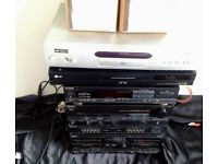 BULK LOT OF QUALITY HIFI, SEPERATES & SYSTEM,SONY,CAMBRIDGE,LG,ELTAX etc.Fair to Good Cond, POSS PX