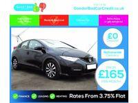 Honda Civic 1.6 i DTEC SE Hatchback 5dr / finance available