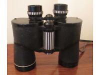 Vintage Chinon Binoculars 10 x 50, Field 5.5 degrees