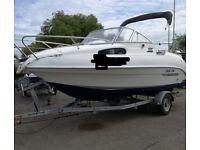 Galeon Galia 530 sports cuddy boat