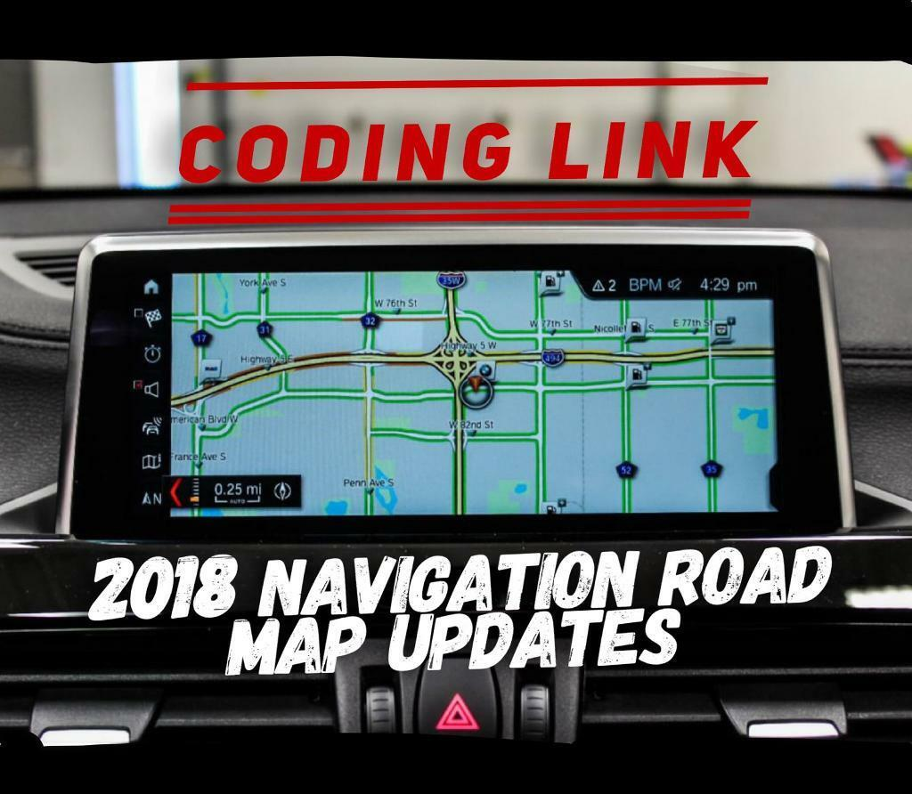 BMW 2018 Navigation Map Updates, Coding Video In Motion, Enhance Bluetooth  | in Forest Gate, London | Gumtree