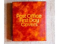 Royal Mail First Day Covers