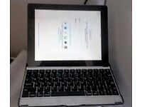 IPAD 2, 16GB PLUS KEYPAD, VGC + CHARGER & CABLES.RESET READY FOR NEW OWNER