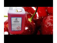 FULL PALLET 160 X 5 LT CHERRY DEODORISERS GREAT FOR ELIMINATING ODOURS FREE UK DELIVERY