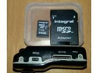 Spy Camera with 64GB