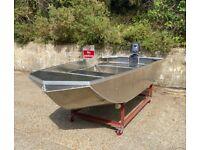 Aluminium 2.9m boat New (Special launch price)