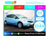 Nissan Note 1.5 dCi Acenta Premium (Style Pack) 5dr / FINANCE AVAILABLE