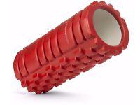 Trigger Point Foam Roller for Muscles - Deep Tissue Massage - Myofascial Release