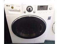 Lg 8 kg direct drive washing machine