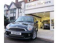 2011 MINI COOPER,PETROL 1.6,HACHTBACK,FULL HISTORY,AIRCON,ALLOY,CD,DAB,LOW RATE FINANCE AVAILABLE,